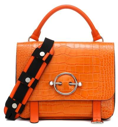 J.W.Anderson Large Disc Satchel shoulder bag