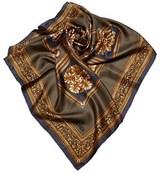 Fendi Pre-owned: Floral Silk Scarf.