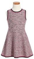 Kate Spade Girl's Tweed Dress