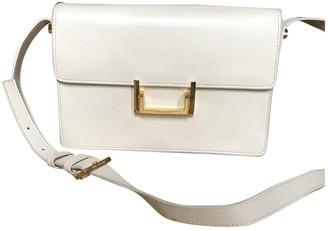 Saint Laurent Lulu Beige Leather Handbags