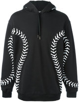 Kokon To Zai baseball hoodie - unisex - Cotton - XS
