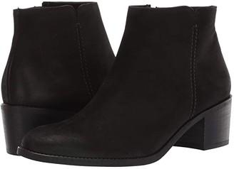 Paul Green Bernie Boot (Black Hydro Nubuck) Women's Boots