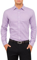 Geoffrey Beene Ox Gingham Check Body Fit Shirt