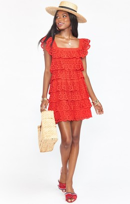 Show Me Your Mumu Lucy Mini Dress