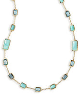 """Ippolita 18K Rock Candy Station Necklace in Waterfall, 34.5"""""""