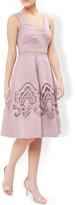 Monsoon Lottie Cutout Dress