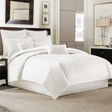Manor Hill Ellis King Duvet Cover Set in Ivory