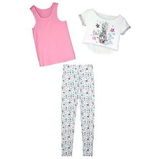 Camilla And Marc Carabosse 3-Piece Pyjamas - Size - 14/16 Years (164/176 cm)