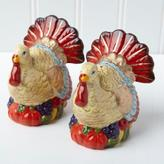 David's Cookies Turkey Salt & Pepper Shakers