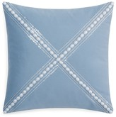 "Barbara Barry Soft Stitch Pearl Decorative Pillow, 14"" x 14"""