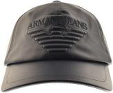 Giorgio Armani Jeans Logo Cap Navy
