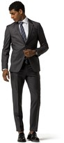 Tommy Hilfiger Th Flex Tailored Collection Stretch Wool Flannel Suit
