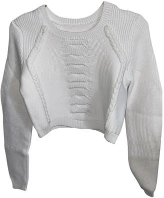 Ash White Knitwear for Women
