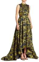 Erdem Janelle Floral Dress
