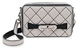 Alexander McQueen Women's Small The Myth Quilted Leather Camera Bag