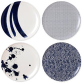 Royal Doulton Pacific Outdoor Living Collection Melamine 4-Pc. Dinner Plate Set
