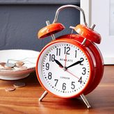 west elm London Alarm Clock - Red