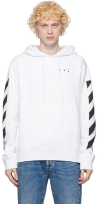 Off-White White Pencil Arch Hoodie