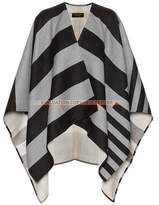 Burberry Charlotte Large merino wool scarf