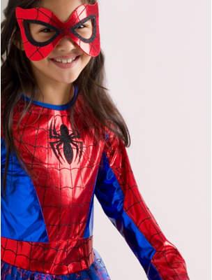 George Marvel Comics Spider-Girl Fancy Dress Costume
