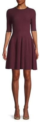 Ted Baker Mini Fit-&-Flare Dress