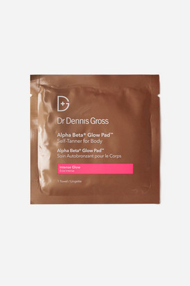 Dr. Dennis Gross Skincare Alpha Beta Glow Pad For Body - Colorless