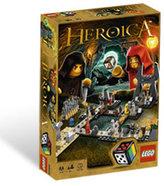 Lego Games - HeroicaTM Caverns of Nathuz