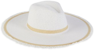 Hat Attack Two-Tone Sun Hat