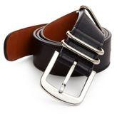 Shinola Nato Leather Belt