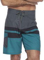 Ocean Current Men's Lowers Plaid Board Shorts