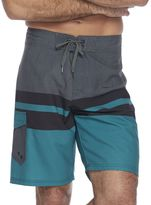 Ocean Current Men's Lowers Plaid Stretch Board Shorts