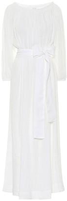 Kalita Pegasi cotton-gauze gown