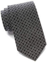 Kenneth Cole Reaction Skull Fabric Tie