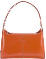 Tod's Smooth Leather Shoulder Bag