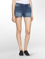 Calvin Klein Denim Halsey Weekend Shorts
