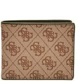 GUESS Men's Quattro G Pass Case Wallet