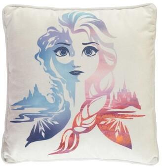 Character Frozen II Velvet Cushion