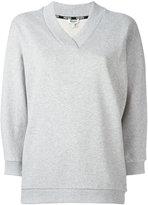 Kenzo V-neck sweatshirt
