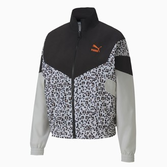Puma Tailored for Sport Women's Printed Track Jacket