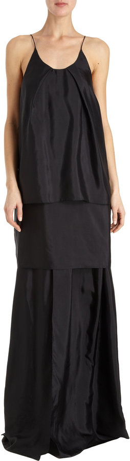 Acne Tiered Gown