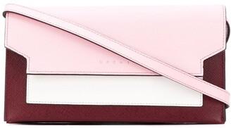 Marni tri-coloured wallet