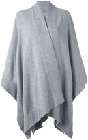 N.Peal cashmere rib edged cardigan - women - Cashmere - One Size