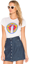 Obey Don't Speak Babydoll Tee