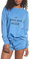 The Laundry Room Women's Airplane Mode Cozy Lounge Sweatshirt