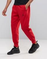 Nike Jordan Flight Skinny Joggers In Red 823071-687