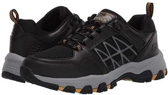 Skechers Relaxed Fit Selmen - Arlington (Black) Men's Shoes