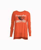 Royce Apparel Inc Women's Oregon State Beavers Noelle Long-Sleeve T-Shirt
