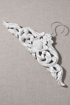 Living Style Carved Wooden Hanger