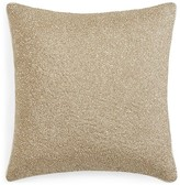 "Hudson Park Luxe Paloma Allover Beaded Decorative Pillow, 18"" x 18"""