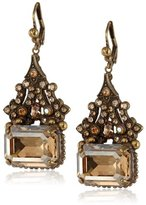 "Sorrelli Neutral Territory"" Evening Glamour Earrings"